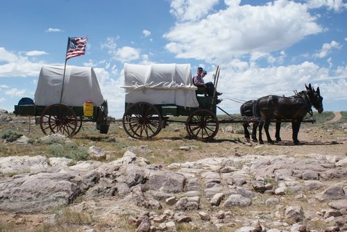 Reliving The Oregon Trail: Rinker Buck's Pioneering Journey | Frommer's