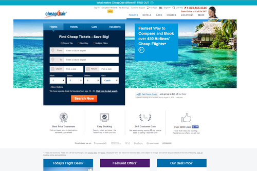 Travel Booking Websites Usa Lifehacked1st Com