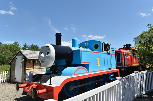 America's Only Thomas the Tank Engine Theme Park Land Opens: Images | Frommer's