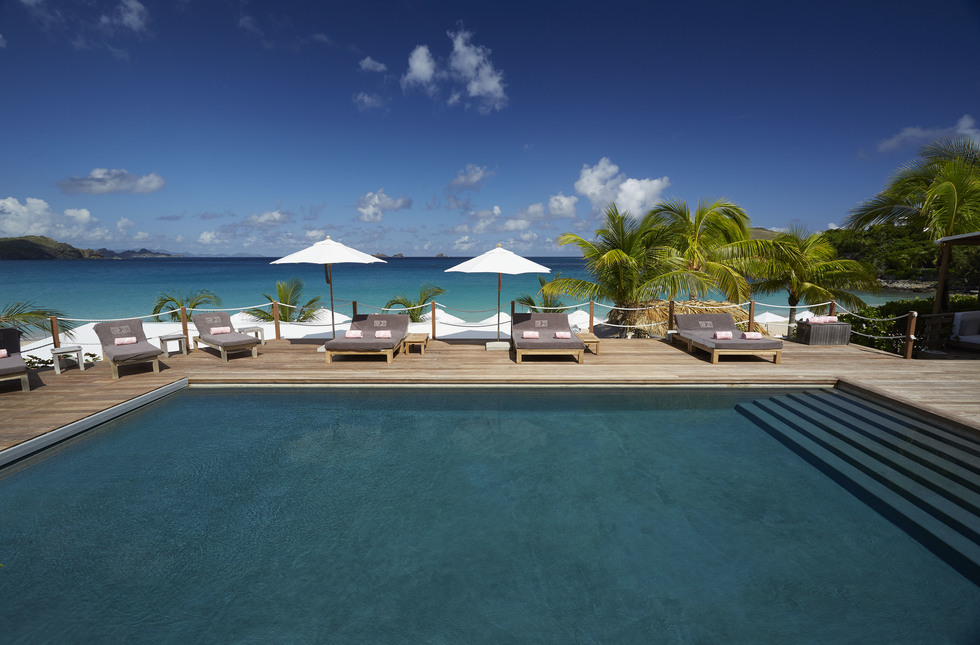 Cheval Blanc St-Barth Isle de France in St. Barts