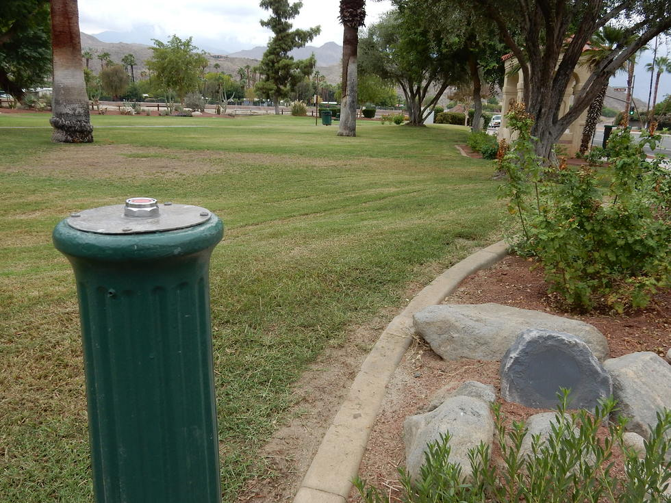 70001 Frank Sinatra Dr., Rancho Mirage: Michael S. Wolfson Park
