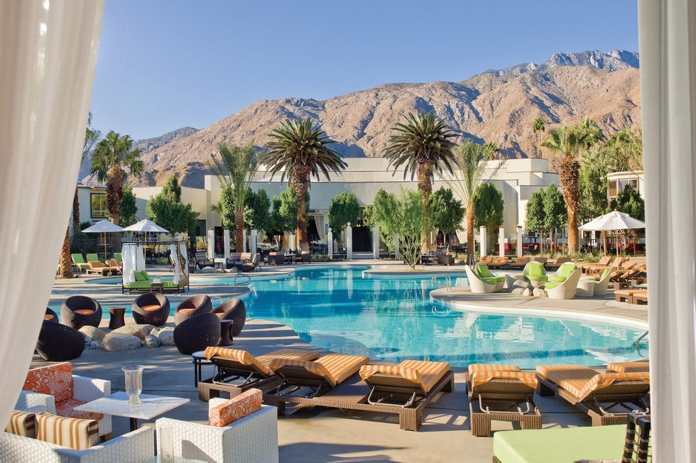 1600 North Indian Canyon Drive, Palm Springs: Riviera Palm Springs