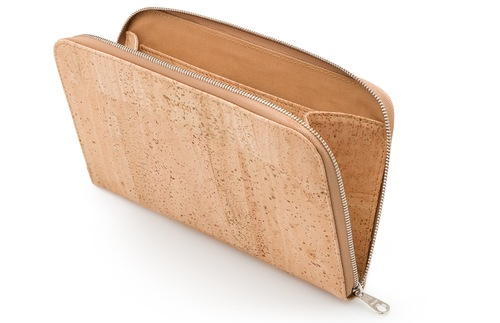 Pelcor Cork Travel Purse, $84