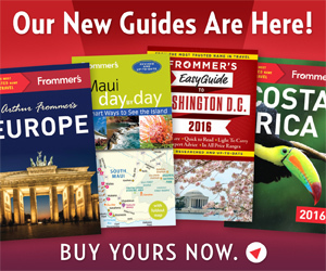The Frommer guidebooks