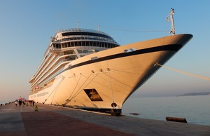 Viking Star is a cruise ship with cozy aspirations