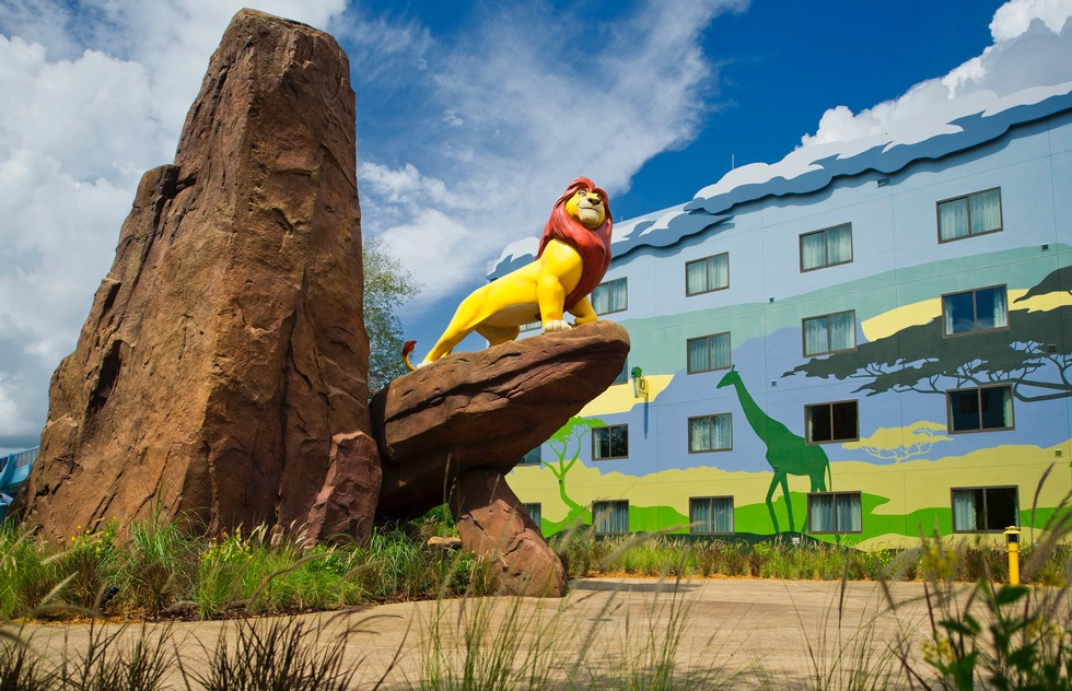 Save money at Disney with a Value resort