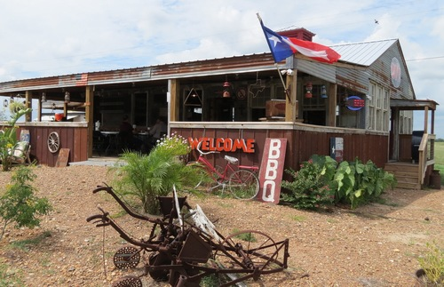 The Great Coastal Texas Barbecue Trail