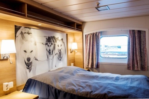 New Hurtigruten Expedition Suites