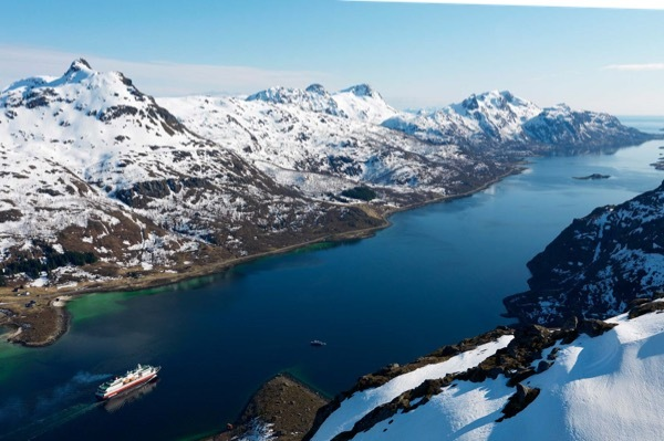 Explorers at Heart Ought to Consider a Hurtigruten cruise, Says Arthur Frommer | Frommer's