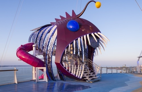 Ultimate Abyss, Harmony of the Seas