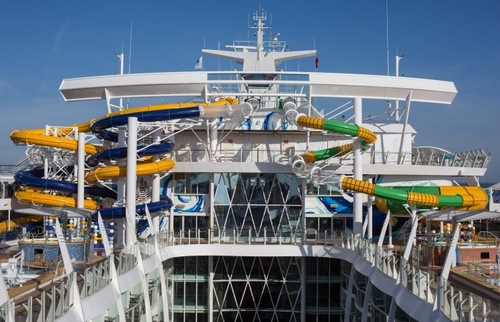 The Perfect Storm, Harmony of the Seas