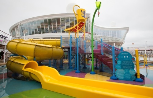 Splashaway Bay, Harmony of the Seas