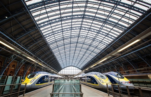 how to get from london to paris chunnel