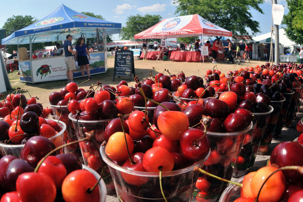 It's the Pits! The Cancellation of the National Cherry Festival Is Personally Saddening   | Frommer's