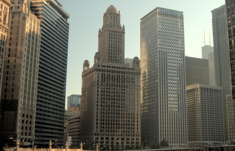 35 East Wacker in Chicago, IL