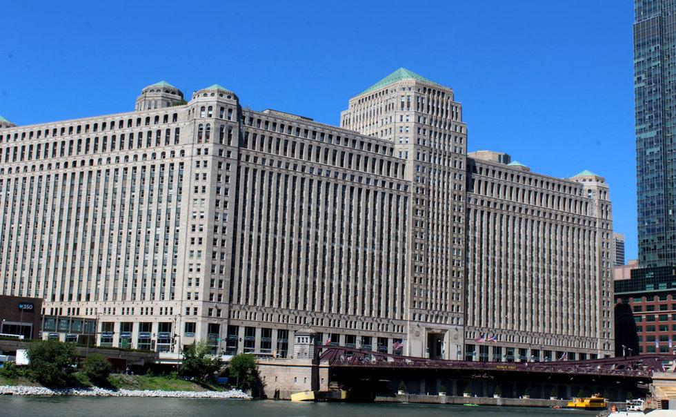 Merchandise Mart in Chicago, IL