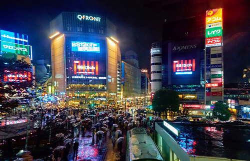 Tokyo is a 24-hour city