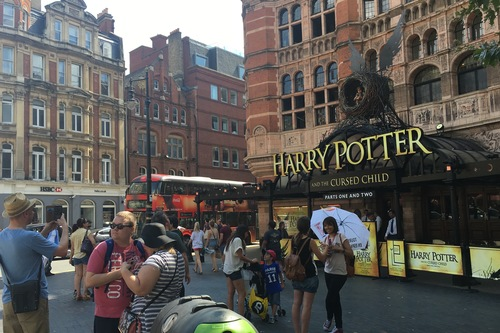 Harry Potter Play Price Hits $10,768, the Hotel in Two Countries at Once, and More: Our Daily Travel Briefing | Frommer's