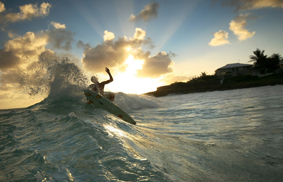Bodie's School of Surf, Barbados