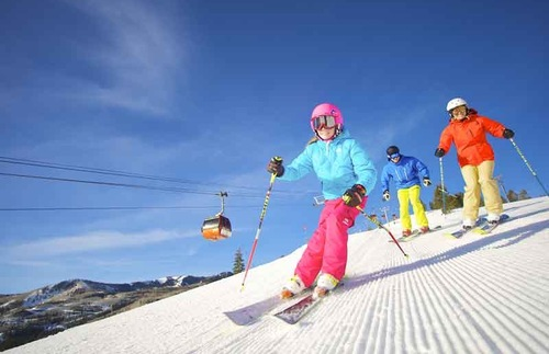 Family-friendly ski resorts are memorable for everyone