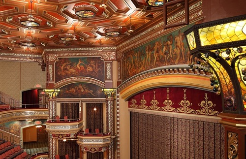 Hidden Wonders Inside Broadway S Historic Theaters