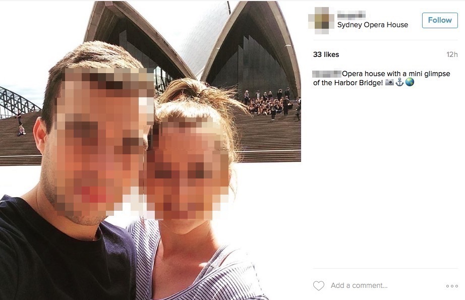Instagram fail: Blocking the Point