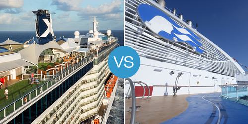Which cruise should I take: Celebrity or Princess? | Frommer's