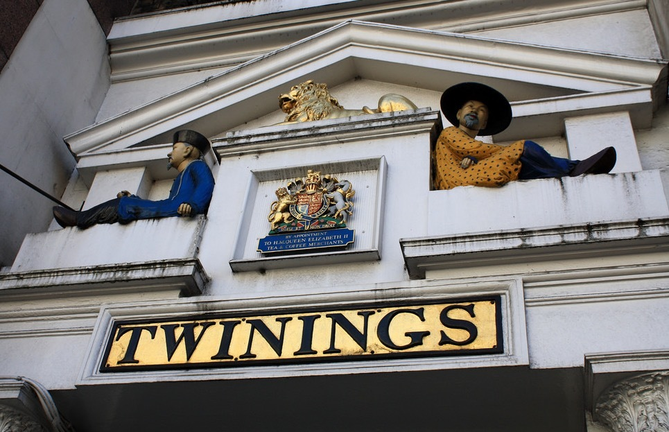 Twinings Tea Flagship Store, London
