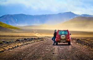 A road trip through Iceland is an epic adventure.
