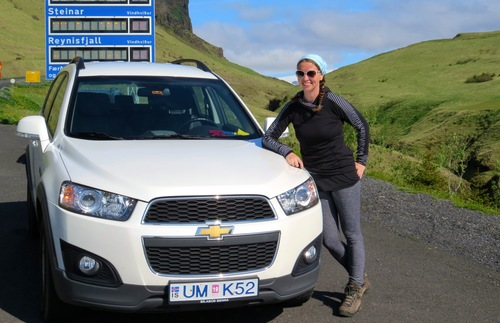 "As soon as you have a loose idea of your timeframe on the road, book your vehicle from <a href=""../../destinations/reykjavik/planning-a-trip"">Keflavik Airport</a> or downtown Reykjavik. I booked my SUV three months out and paid less than what it would have cost had I waited until closer to my arrival in Iceland. With insurance, I paid about US$110 per day for a car through <a href=""http://www.sixt.com/Iceland‎"">Sixt</a>—a steal considering most day excursions from <a href=""../../destinations/reykjavik"">Reykjavik</a> cost more than this per person. Also book any ferry crossing tickets early (e.g. to the <a href=""../../destinations/westman-islands"">Westman Islands</a>), especially in summer, because vehicle spots aboard ferries are limited."