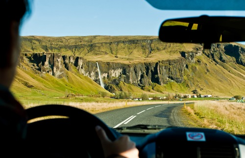 This is a big relief to most Americans. In Iceland, traffic moves the same as in the U.S. No need to switch things up, as you would in other parts of Northern Europe. Just be sure when you book your rental car, you're mindful of whether the vehicle is automatic or uses a stick shift.