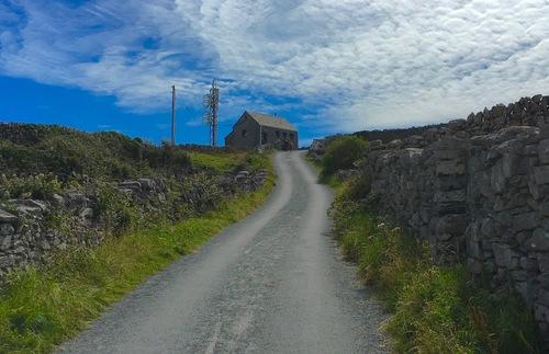 slideshows travel ireland west coast without renting