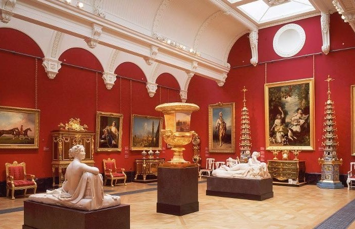 The Queen's Gallery, London