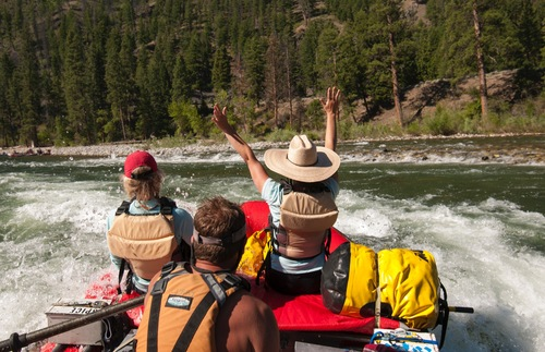 Idaho White Water Rafting Where Smartphones Cannot Reach You | Frommer's