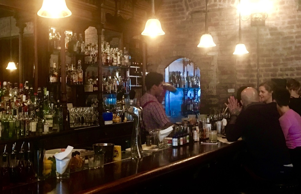 The Clover Club in Brooklyn