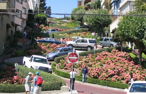 Toll Proposed for San Francisco's Famous Crooked Street | Frommer's