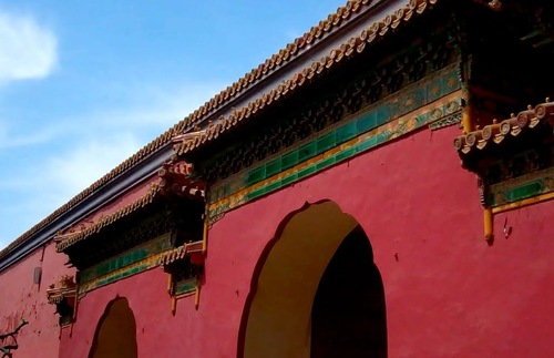 Taimiao, the Imperial Ancestral Temple, Working People's Cultural Palace