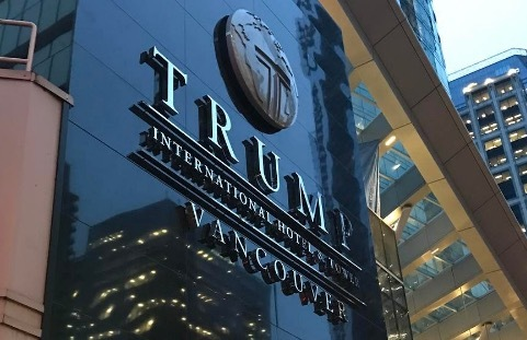 A New Trump Hotel and Tower Is Opening in Vancouver—And Vancouver Isn't Happy About It | Frommer's