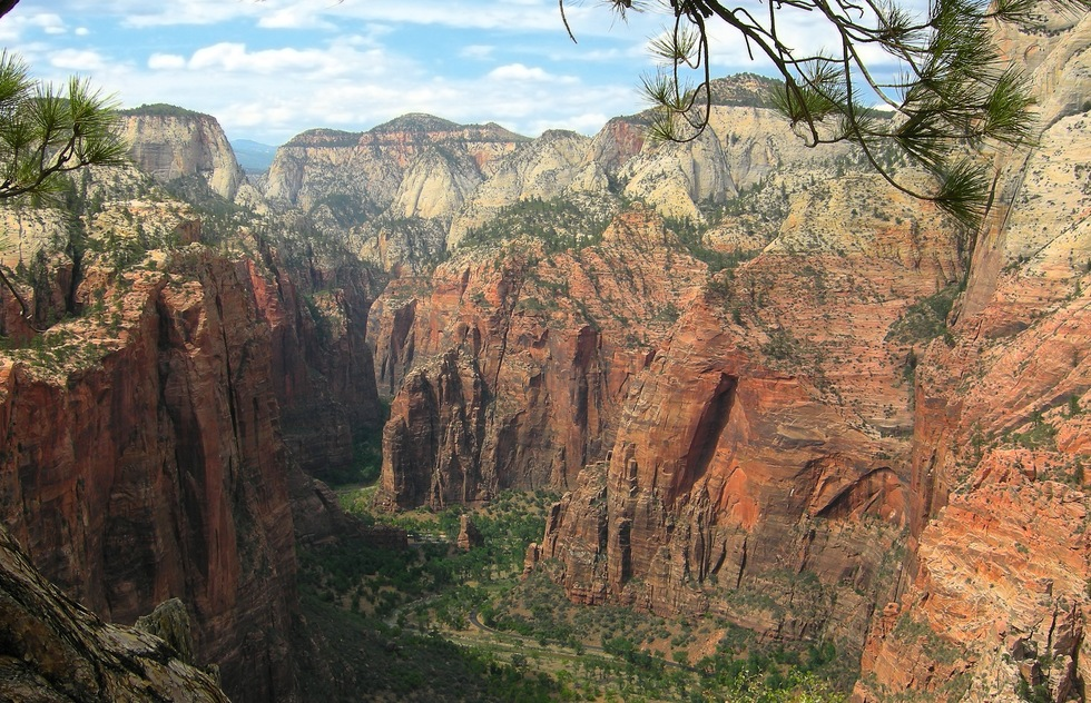 Rock Climbing Cliffs Closed at Zion National Park to Protect Nesting Falcons | Frommer's