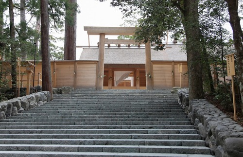 Ise Jingu Grand Shrines