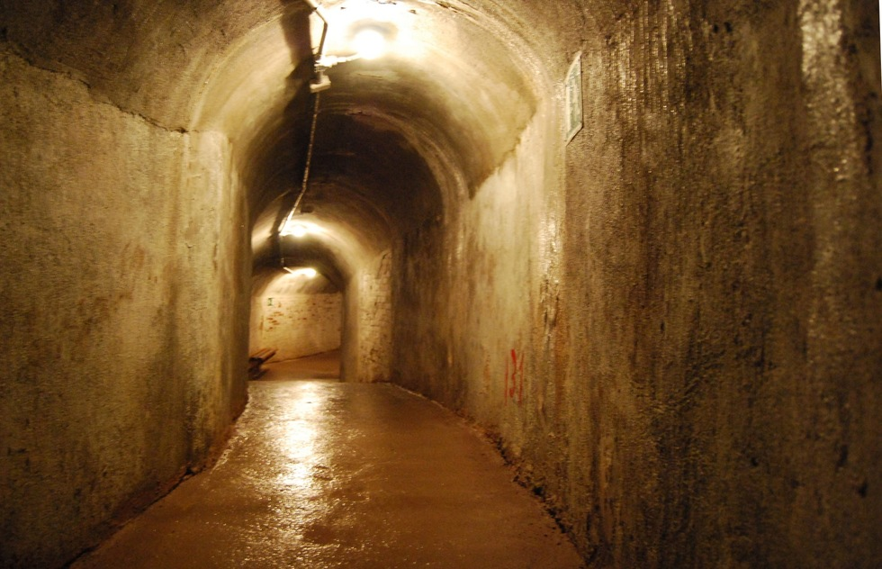 "Going Underground in Barcelona: A Visit to Bomb Shelter ""Refugi 307"" 