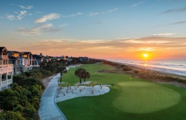 Kiawah Golf Resort in South Carolina