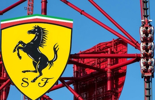 WATCH: Europe's Fastest Roller Coaster Debuts at Ferrari Land in Spain | Frommer's