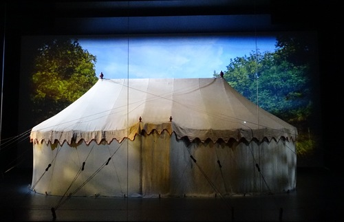 General George Washington's tent