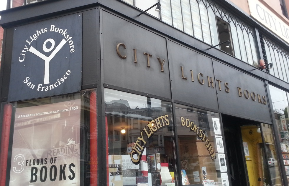 City Lights Booksellers & Publishers in San Francisco