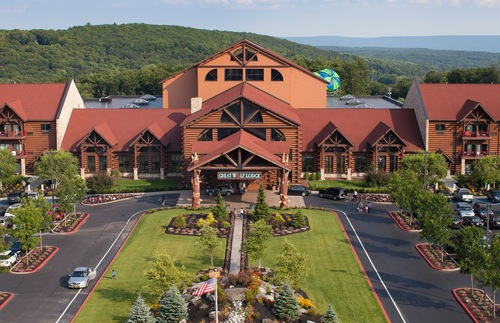 Great Wolf Lodge Pocono Mountains in Pennsylvania