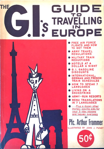 The G.I.'s Guide to Travelling in Europe (1955)