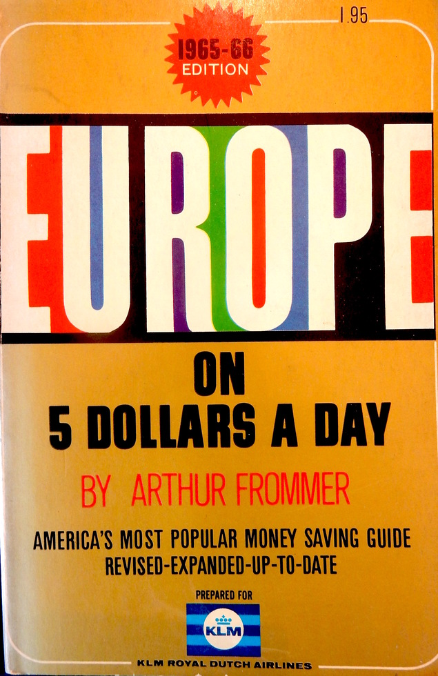Europe on 5 Dollars a Day (1965)