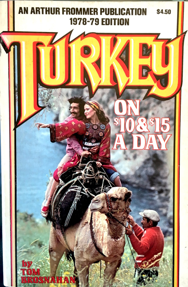 Turkey on $10 and $15 a Day (1978)