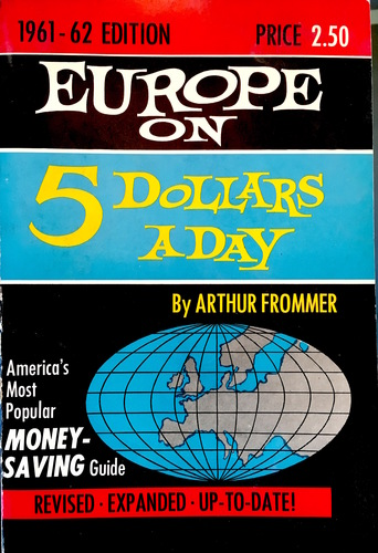 Europe on 5 Dollars a Day (1961)